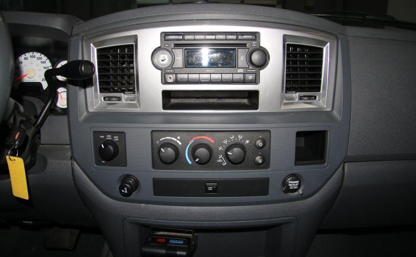 2008 Dodge RAM 1500 SLT MEGA CAB 4WD AUTO A/C MAGS #10