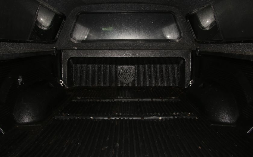2008 Dodge RAM 1500 SLT MEGA CAB 4WD AUTO A/C MAGS #23