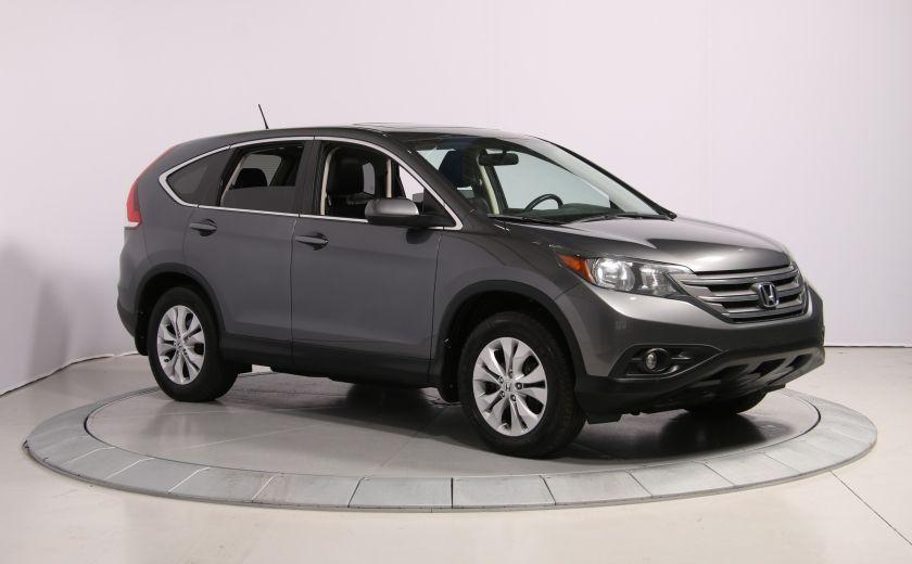 2012 Honda CRV EX-L AUTO A/C CUIR TOIT MAGS #0