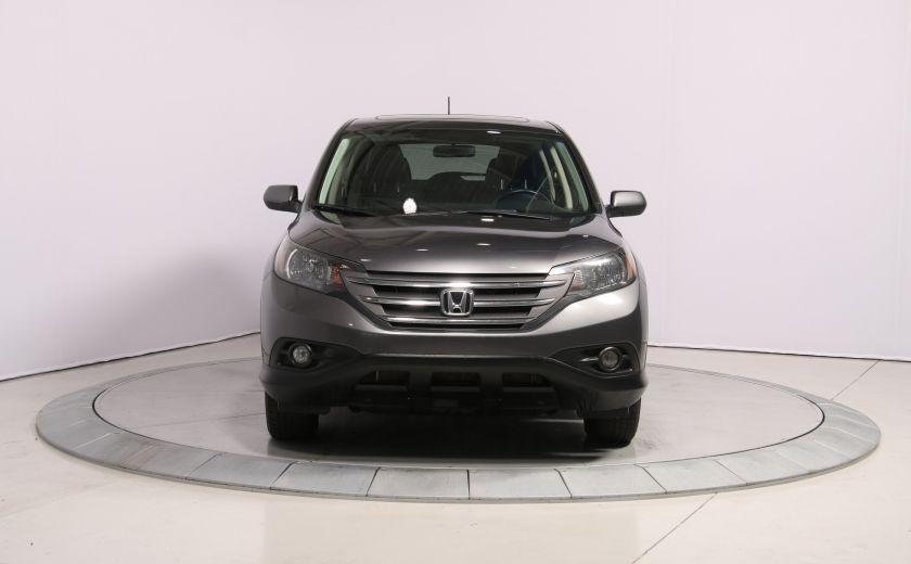 2012 Honda CRV EX-L AUTO A/C CUIR TOIT MAGS #1