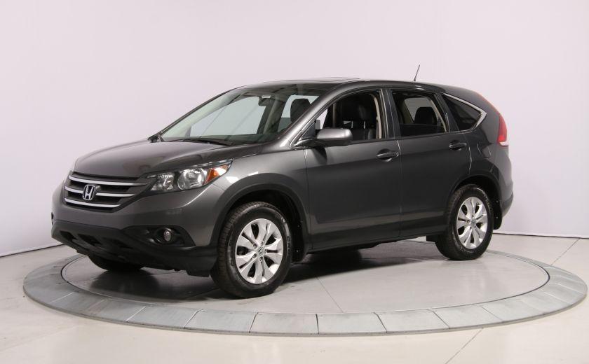 2012 Honda CRV EX-L AUTO A/C CUIR TOIT MAGS #2