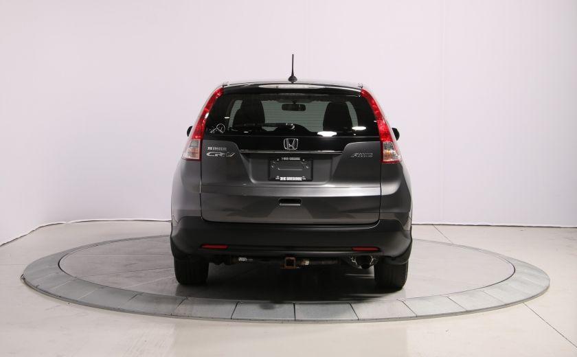 2012 Honda CRV EX-L AUTO A/C CUIR TOIT MAGS #5