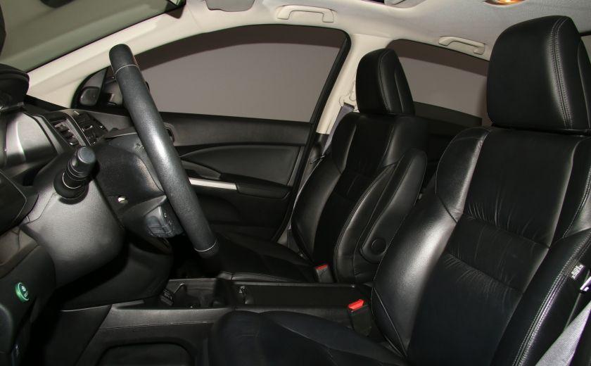 2012 Honda CRV EX-L AUTO A/C CUIR TOIT MAGS #9