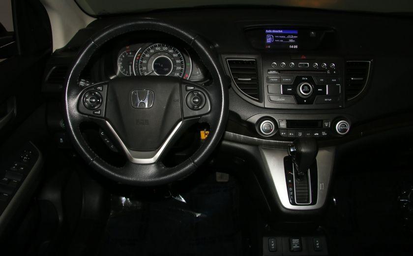 2012 Honda CRV EX-L AUTO A/C CUIR TOIT MAGS #14