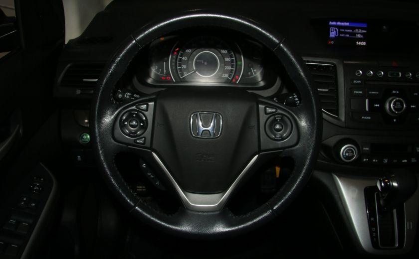 2012 Honda CRV EX-L AUTO A/C CUIR TOIT MAGS #15