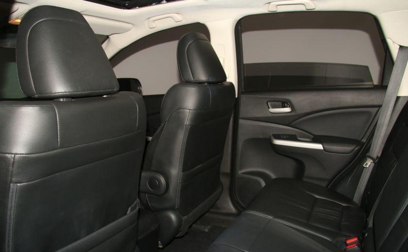 2012 Honda CRV EX-L AUTO A/C CUIR TOIT MAGS #20