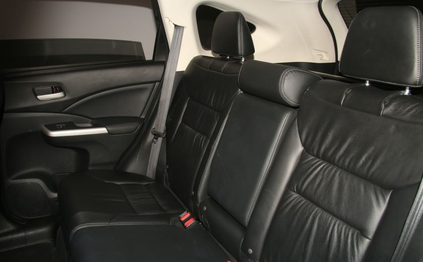 2012 Honda CRV EX-L AUTO A/C CUIR TOIT MAGS #21