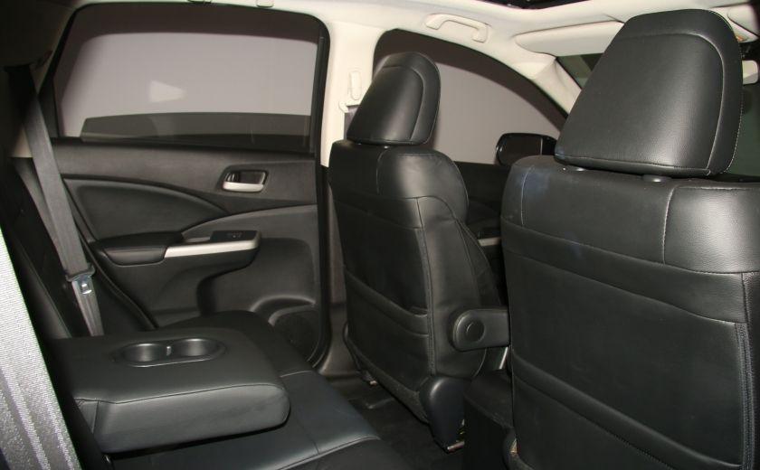 2012 Honda CRV EX-L AUTO A/C CUIR TOIT MAGS #22