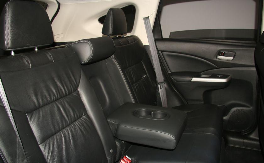 2012 Honda CRV EX-L AUTO A/C CUIR TOIT MAGS #23