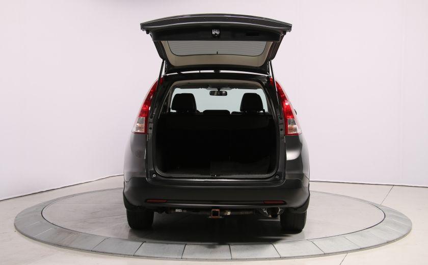 2012 Honda CRV EX-L AUTO A/C CUIR TOIT MAGS #29