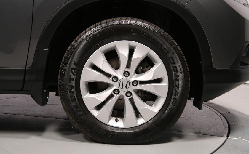 2012 Honda CRV EX-L AUTO A/C CUIR TOIT MAGS #33
