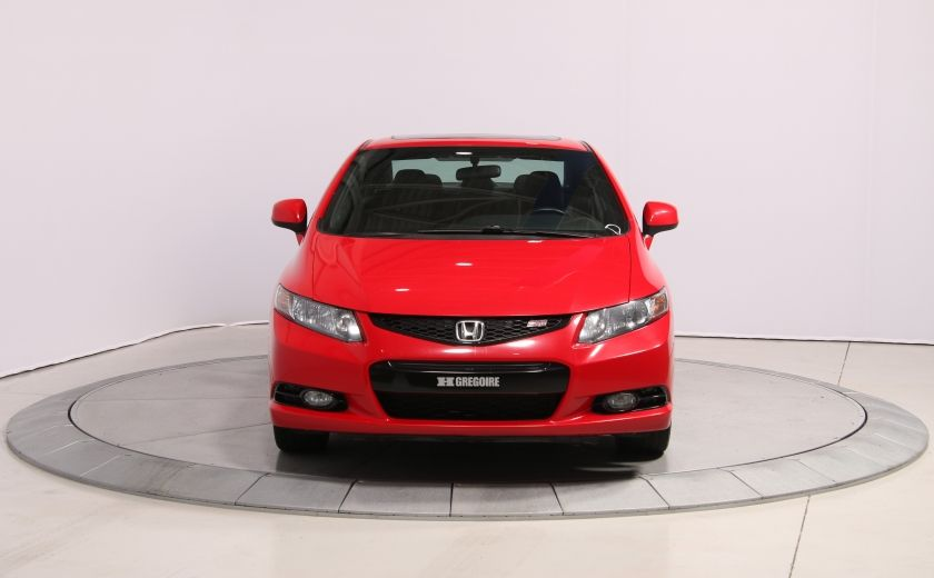 2013 Honda Civic Si A/C GR ELECT NAV TOIT MAGS BLUETOOTH #1