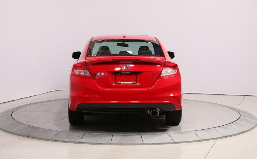 2013 Honda Civic Si A/C GR ELECT NAV TOIT MAGS BLUETOOTH #5