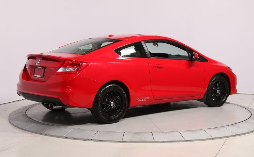 2013 Honda Civic Si A/C GR ELECT NAV TOIT MAGS BLUETOOTH #6