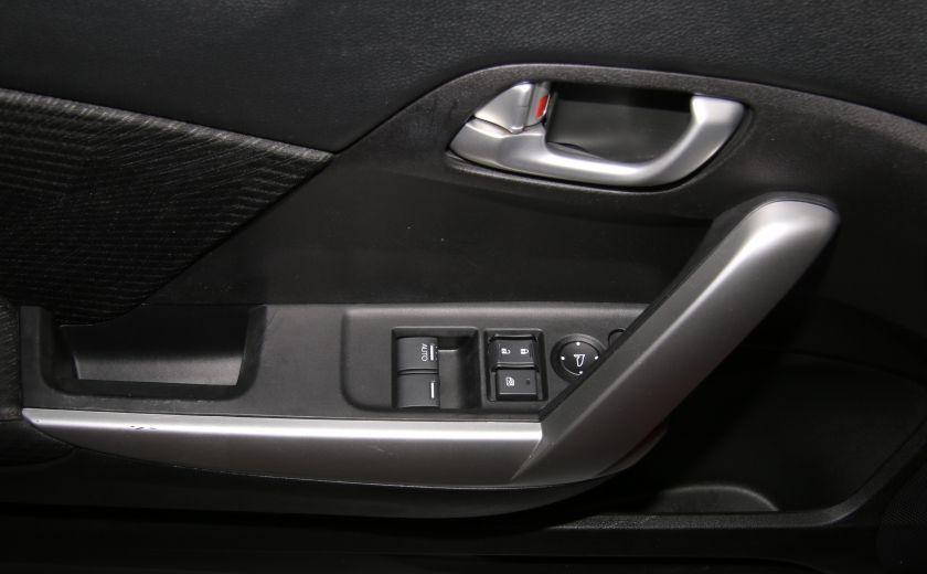 2013 Honda Civic Si A/C GR ELECT NAV TOIT MAGS BLUETOOTH #10