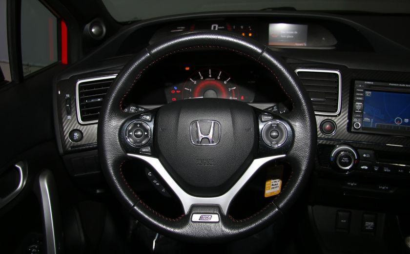 2013 Honda Civic Si A/C GR ELECT NAV TOIT MAGS BLUETOOTH #14