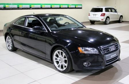 2010 Audi A5 2.0L AWD AUTO A/C CUIR TOIT MAGS in New Richmond