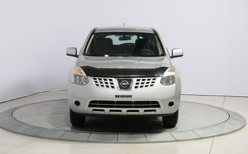 2010 Nissan Rogue S AUTO A/C GR ELECT #0