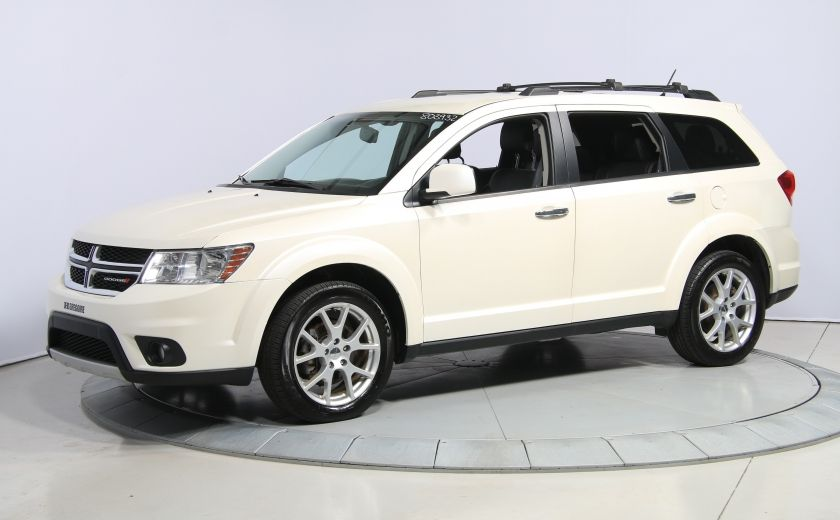 2015 Dodge Journey R/T AWD AUTO A/C CUIR MAGS #0