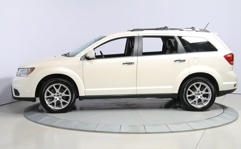 2015 Dodge Journey R/T AWD AUTO A/C CUIR MAGS #1