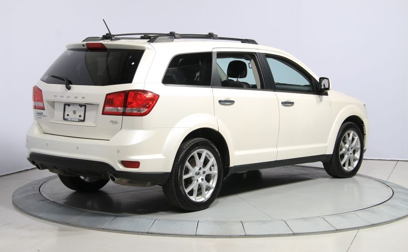 2015 Dodge Journey R/T AWD AUTO A/C CUIR MAGS #4