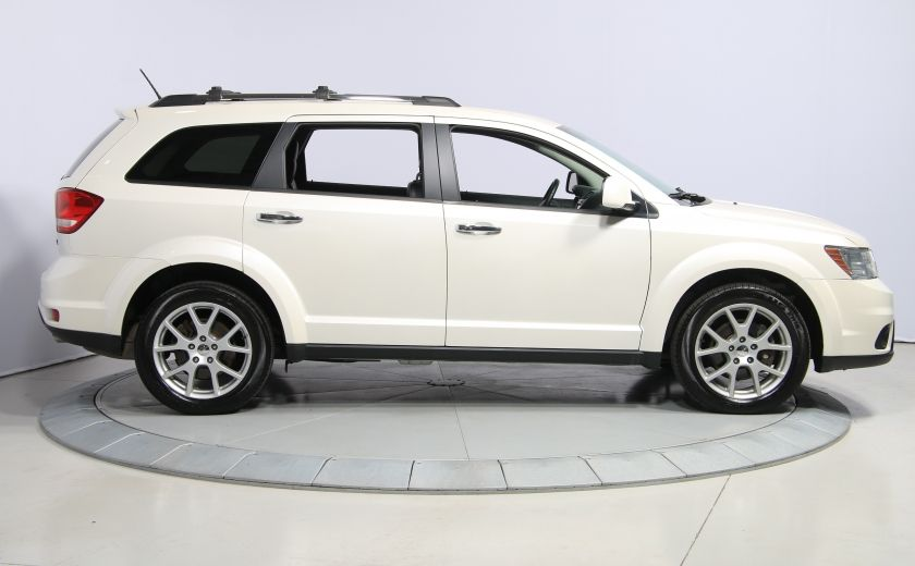 2015 Dodge Journey R/T AWD AUTO A/C CUIR MAGS #5