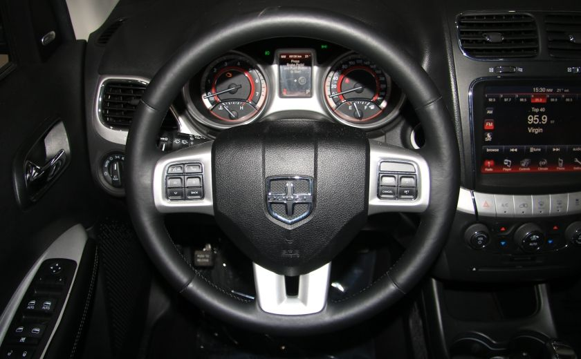 2015 Dodge Journey R/T AWD AUTO A/C CUIR MAGS #12