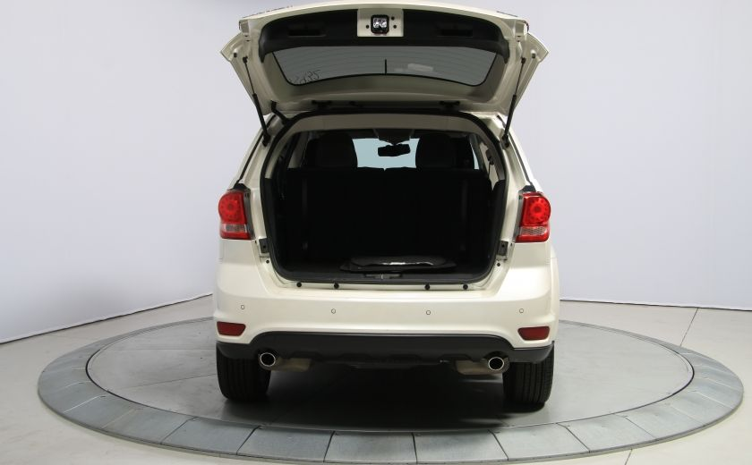 2015 Dodge Journey R/T AWD AUTO A/C CUIR MAGS #24