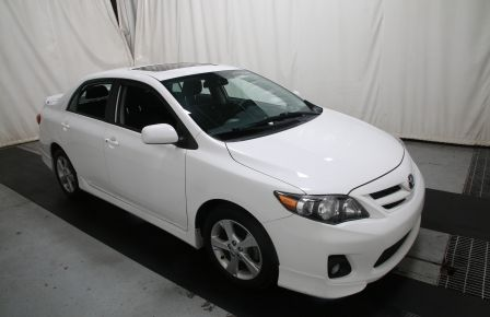 2013 Toyota Corolla S A/C MAGS BLUETHOOT TOIT in Terrebonne