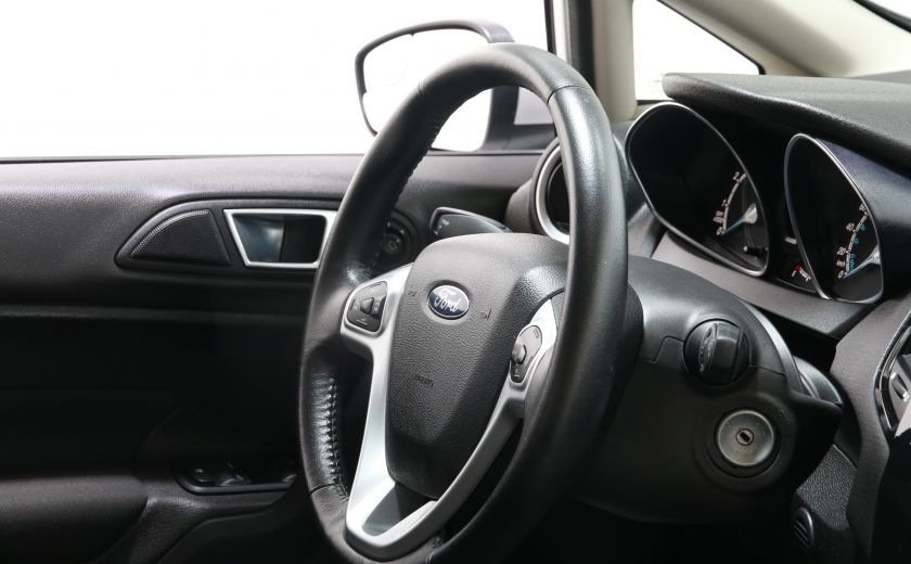 2014 Ford Fiesta SE SPORT AUTO A/C GR ELECT MAGS BLUETHOOT #18
