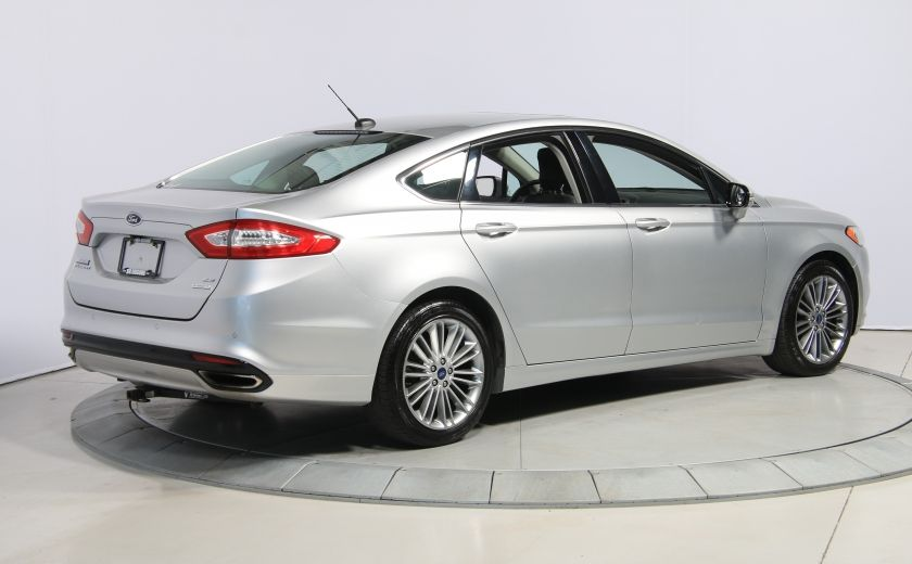 2013 Ford Fusion SE AUTO A/C MAGS  CUIR TOIT NAV #6