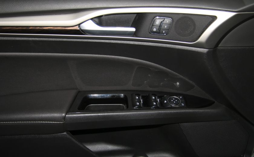 2013 Ford Fusion SE AUTO A/C MAGS  CUIR TOIT NAV #10