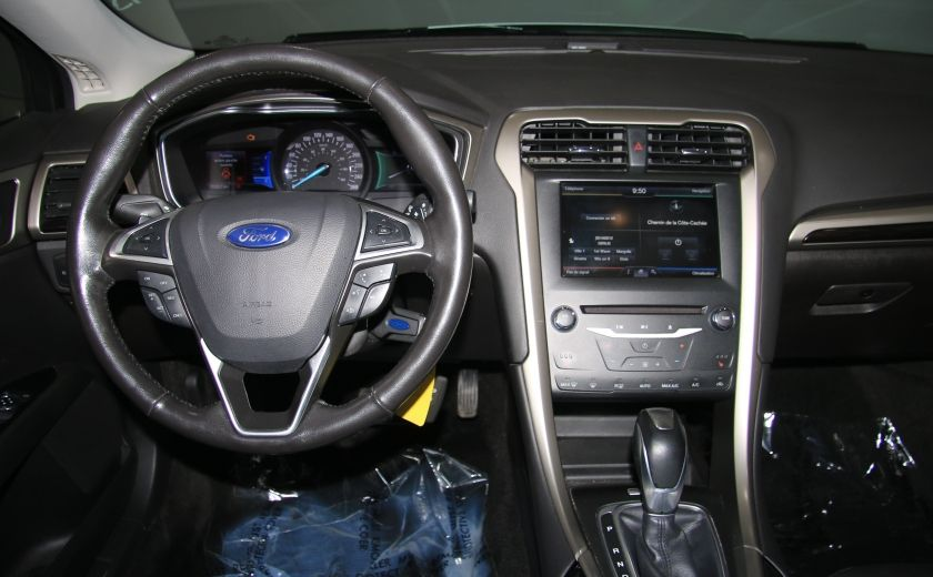 2013 Ford Fusion SE AUTO A/C MAGS  CUIR TOIT NAV #14