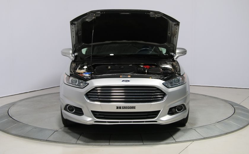 2013 Ford Fusion SE AUTO A/C MAGS  CUIR TOIT NAV #30