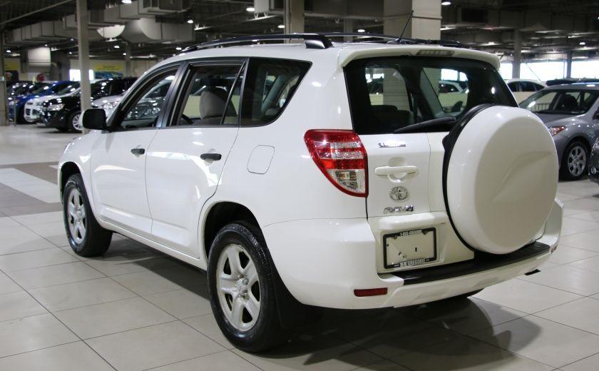 2011 Toyota Rav 4 4WD AUTO A/C GR ELECT #4