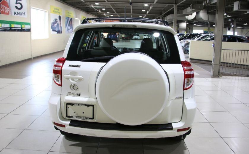 2011 Toyota Rav 4 4WD AUTO A/C GR ELECT #5