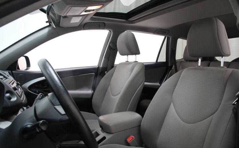 2012 Toyota Rav 4 AUTO A/C TOIT OUVRANT #9