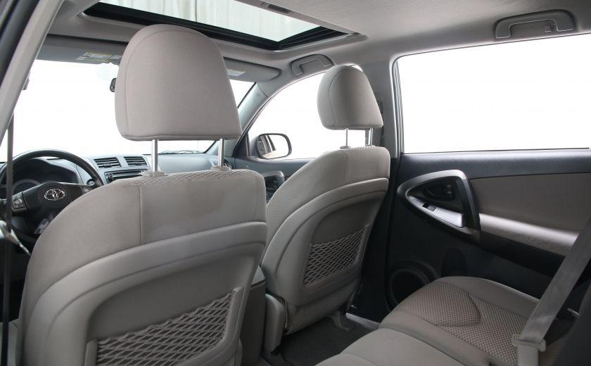 2012 Toyota Rav 4 AUTO A/C TOIT OUVRANT #13
