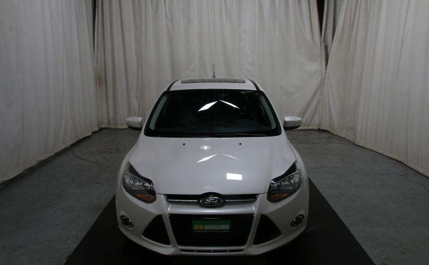 2012 Ford Focus Titanium A/C CUIR TOIT NAV MAGS #1