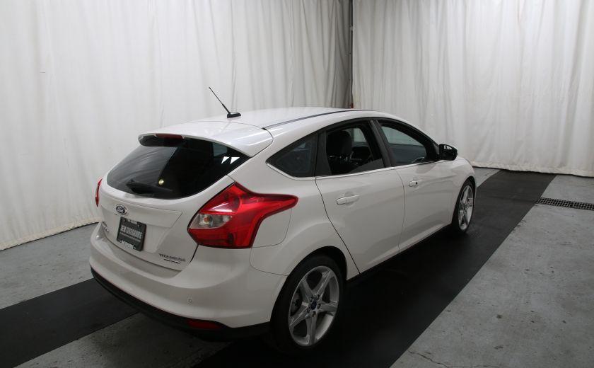 2012 Ford Focus Titanium A/C CUIR TOIT NAV MAGS #5