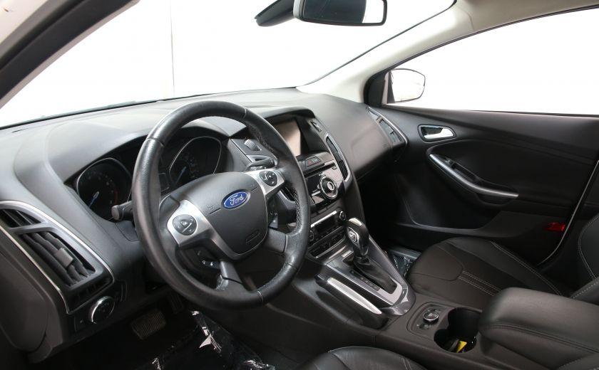 2012 Ford Focus Titanium A/C CUIR TOIT NAV MAGS #9