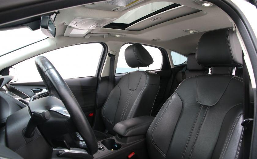 2012 Ford Focus Titanium A/C CUIR TOIT NAV MAGS #10