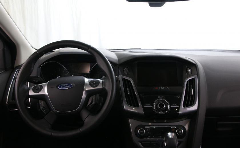 2012 Ford Focus Titanium A/C CUIR TOIT NAV MAGS #12