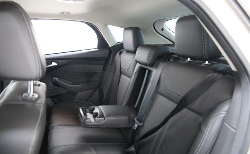 2012 Ford Focus Titanium A/C CUIR TOIT NAV MAGS #17