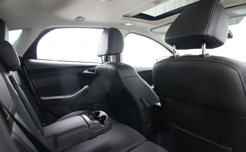 2012 Ford Focus Titanium A/C CUIR TOIT NAV MAGS #18