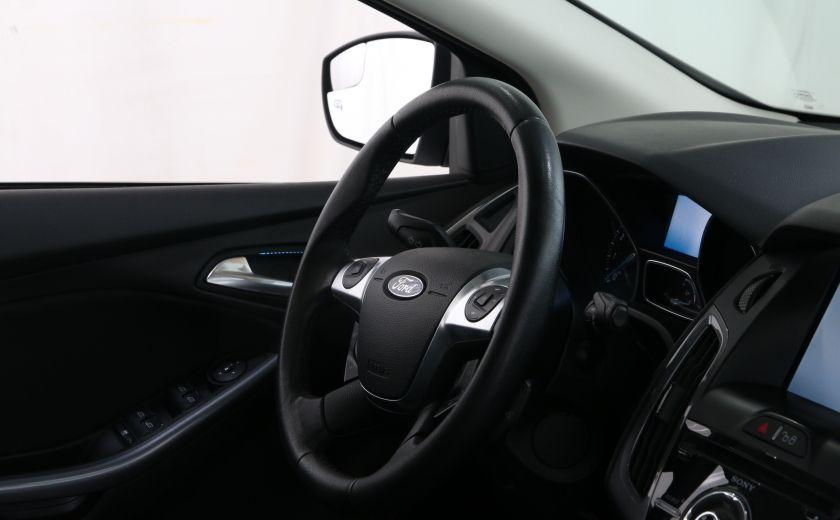 2012 Ford Focus Titanium A/C CUIR TOIT NAV MAGS #21