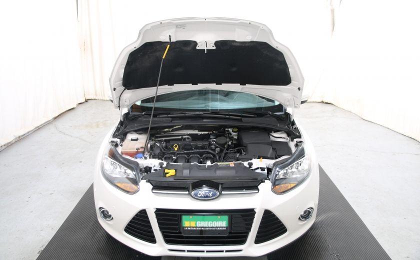 2012 Ford Focus Titanium A/C CUIR TOIT NAV MAGS #24