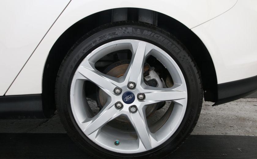 2012 Ford Focus Titanium A/C CUIR TOIT NAV MAGS #29