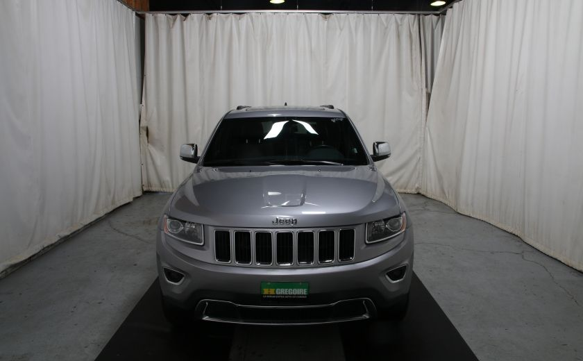2015 Jeep Grand Cherokee Limited 4X4 A/C CUIR TOIT NAV MAGS #1