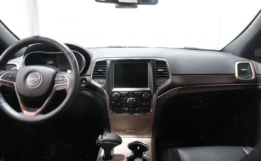 2015 Jeep Grand Cherokee Limited 4X4 A/C CUIR TOIT NAV MAGS #11